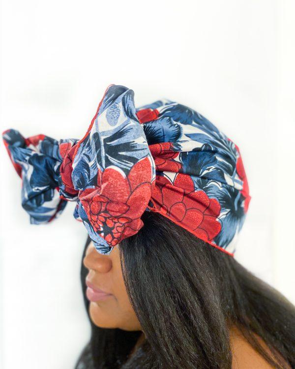 Flower Head Wrap